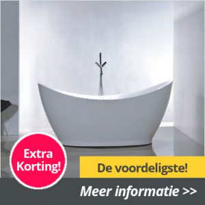 badkuip vrijstaand